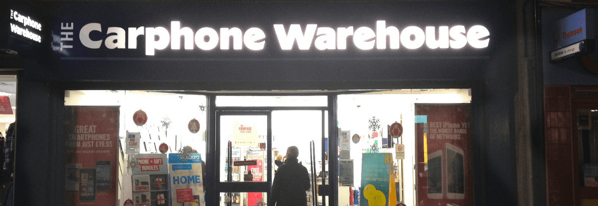 What would happen to Carphone Warehouse if their 2015 data protection breach happened after the new GDPR laws come into force?