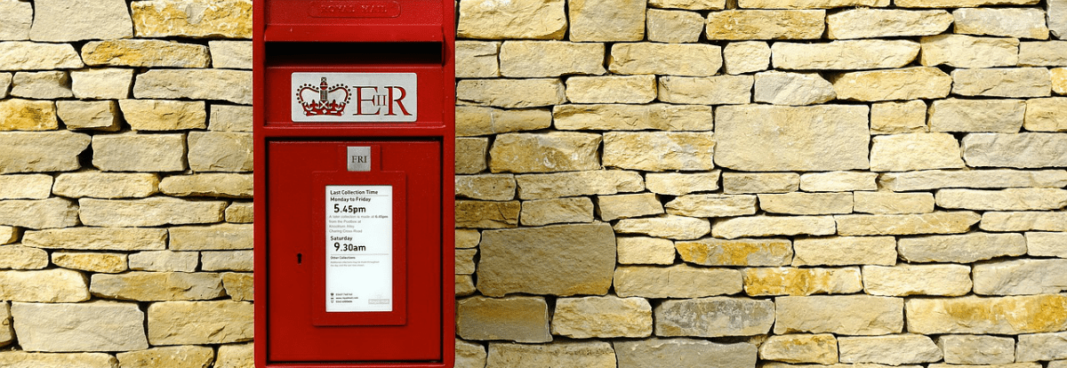 Compensation where a letter is sent to the wrong address