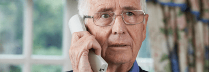 nuisance marketing calls
